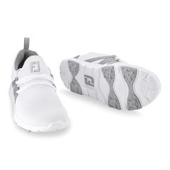 Footjoy Youth Girl's FJ Leisure Junior Golf Shoe Image