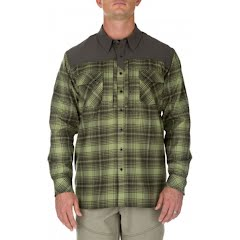 5.11 Tactical Men's Sidewinder Flannel Shirt Image