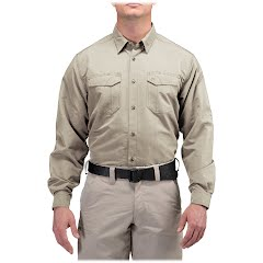 5.11 Tactical Men's Fast-Tac Long Sleeve Shirt Image