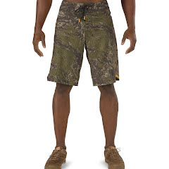 5.11 Tactical Men`s Recon Vandal Topo Shorts Image