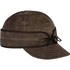 Stormy Kromer The Insulated Waxed Cotton Cap Image