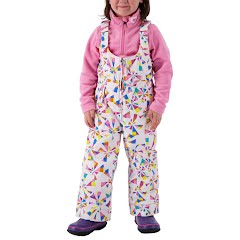 Obermeyer Youth Girl's Snoverall Print Pant Image