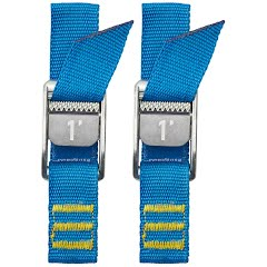 Nrs 1 Inch HD Tie-Down Straps (1 Foot, Pair) Image