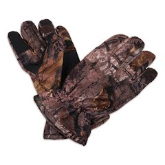 Hot Shot Men`s Twin Shooters Camouflage Glove Image