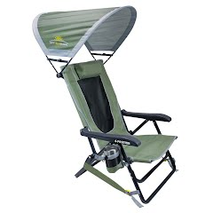 Gci Outdoor Sunshade Backpack Event Chair Image