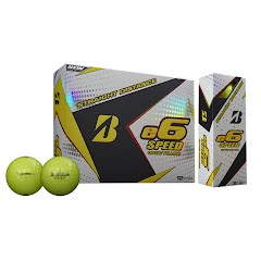 Bridgestone e6 Speed Golf Balls (1 Dozen) Image