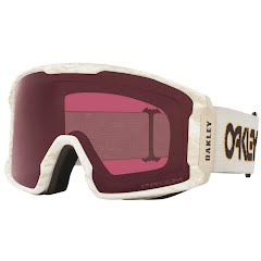 Oakley Line Miner Stale Sandbech Signature Series Snow Goggle Image