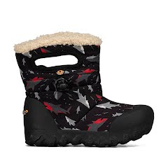 Bogs B - Moc Sharks Baby Snow Boots Image