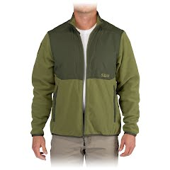 5.11 Tactical Men's Apollo Tech Fleece Jacket Image