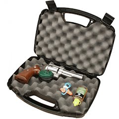 Mtm Case-gard Single Pistol Handgun Case 807 Image