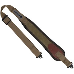The Allen Co Heritage Gun Sling with Canvas and Leather (Rifle or Shotgun) Image