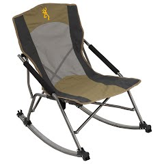 Browning Cabin Rocking Camp Chair Image