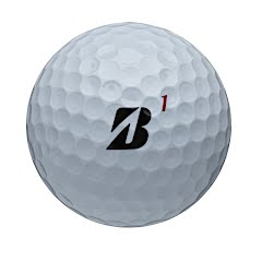 Bridgestone Tour B RX Golf Balls (12 Pack) Image