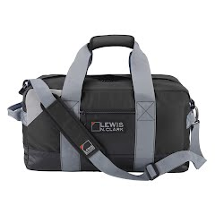 Lewis N. Clark Heavy Duty Duffel with Neoprene Gear Bag 18 Inch Image