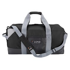 Lewis N. Clark Heavy Duty Duffel with Neoprene Gear Bag 24 Inch Image