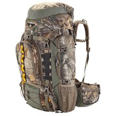 Tenzing TZ6000 Camo Hunting Pack Image