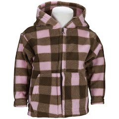 Trail Crest Youth Toddler Plaid Everyday Hoodie Image