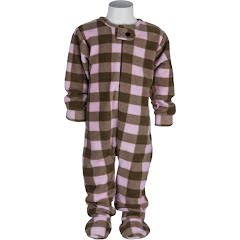 Trail Crest Youth Infant Plaid Comfy Crawler Image