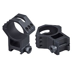 Weaver Six Hole Picatinny Scope Rings (34mm High) Image