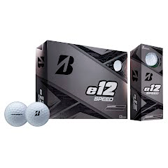 Bridgestone e12 Speed Golf Balls 12 Pack Image
