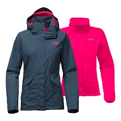 The North Face Women's Boundary Triclimate Jacket Image