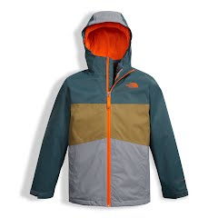The North Face Youth Boy's Chimborazo Triclimate Jacket Image
