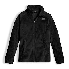 The North Face Youth Girl's Osolita Fleece Jacket Image