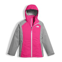 The North Face Youth Girl's East Ridge Triclimate Jacket Image