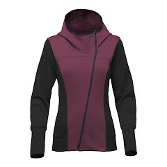 The North Face Women's Train N Go Full Zip Sweater Image
