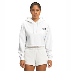 The North Face Women's Logo Crop Drop Hoodie Image