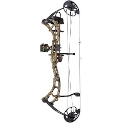 Fred Bear Archery Salute Compound Bow Package Image