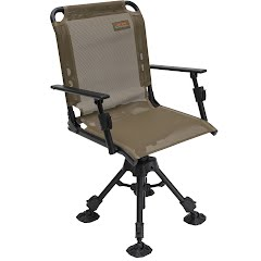 Alps Outdoorz Stealth Hunter Deluxe Chair Image