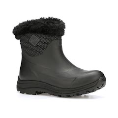 Muck Boot Co Women's Apres Ankle Slip-On Arctic Grip Boot Image