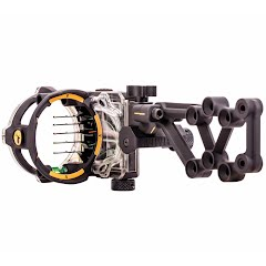 Trophy Ridge React H5 5 Pin Compound Bow Sight (Right Handed) Image