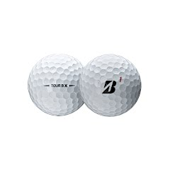 Bridgestone Tour B X Golf Balls (15 Pack) Image