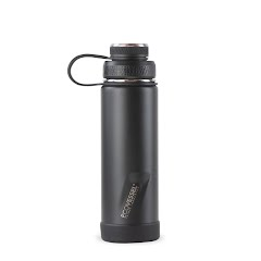 Eco Vessel The Boulder TriMax Insulated Water Bottle with Strainer (20 oz) Image