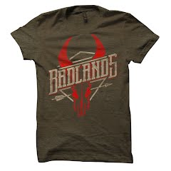 Badlands Men`s Saloon Tee Image