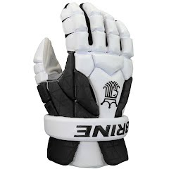 Brine King Superlight 3 Lacrosse Field Gloves Image