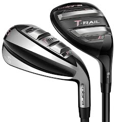 Cobra Golf Women's T-Rail Iron-Hybrid Set Image