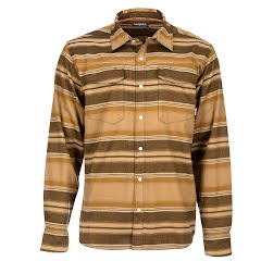 Simms Gallatin Flannel Fishing Shirt Image