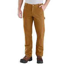 Carhartt M Rugged Flex Relaxed Fit Duck Doublefront Pant Image