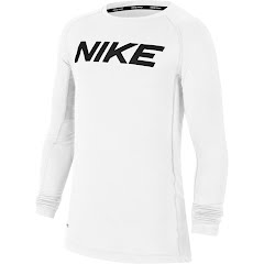 Nike Pro Big Kid's (Boy's) Long Sleeve Training Top Image