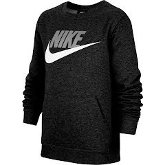 Nike Youth Boy's Sportswear Club Fleece Crew Image