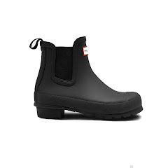 Hunter W Original Chelsea Rain Boot Image