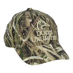 Outdoor Cap Ducks Unlimited Signature Camo Cap Image