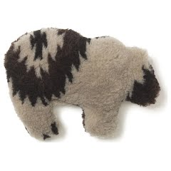 West Paw Design Gallatin Grizzly Dog Toy Image
