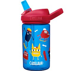 Camelbak Eddy+ Kid's .4L Water Bottle Image