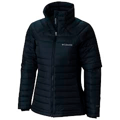 Columbia Women's Gold 750 Turbodown Hybrid Jacket Image