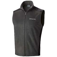 Columbia Men's Steens Mountain Fleece Vest (Extended Sizes) Image