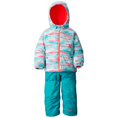 Columbia Toddler Frosty Slope Snow Set Image